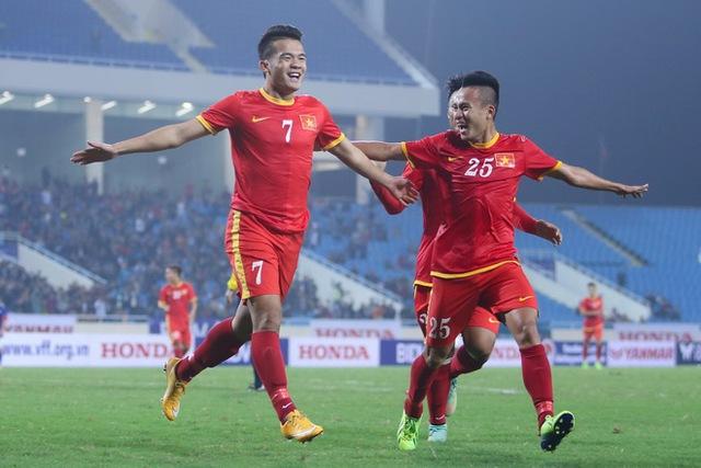 ĐTQG Việt nam sẽ ra quân tại AFF Suzuki Cup 2014 trong ngày 22/11. (Ảnh minh họa: Thể thao Văn hóa)