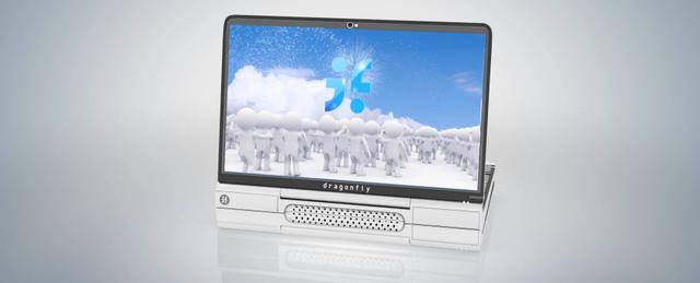 Xoay màn hình Slingshot để biến thành một chiếc máy tính bảng dạng đứng