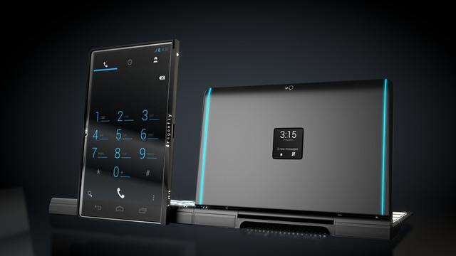 Công nghệ Smart Cliq trang bị cho máy hệ thống đèn LED và màn hình 1,5 inch để hiển thị thông báo