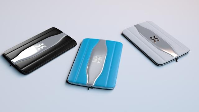 Công nghệ Cliq Covers cho phép thay đổi vỏ ngoài của thiết bị