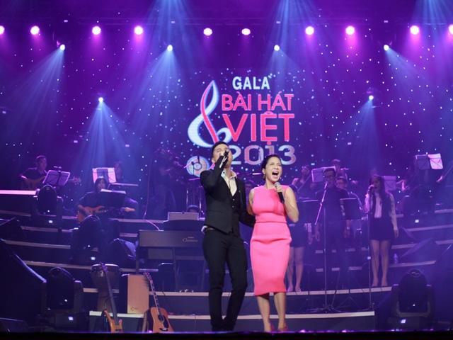 Chương trình Bài hát Việt năm 2013