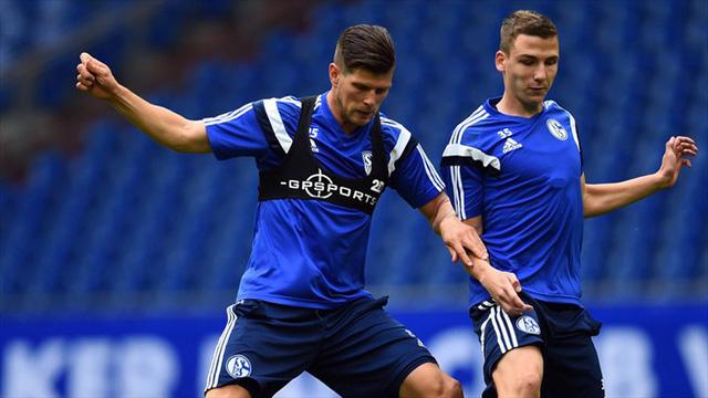 Schalke 04 khó gặp trở ngại khi được thi đấu trên sân nhà với đối thủ dưới cơ Maribor.