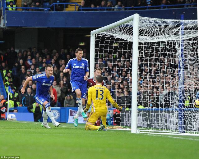 Trung vệ John Terry (Chelsea)