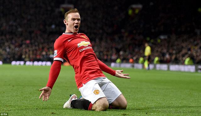 Wayne Rooney là ngôi sao sáng nhất đội hình tiêu biểu vòng 18 Ngoại hạng Anh