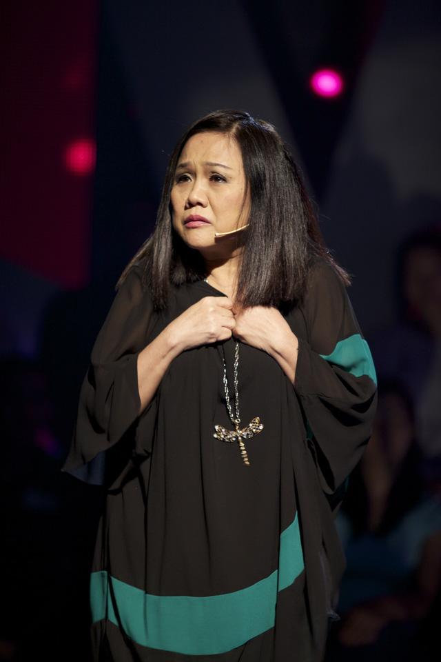 MC Công Tố ngỡ ngàng khi được đạo diễn nữ U50 cưa cẩm - Ảnh 6.