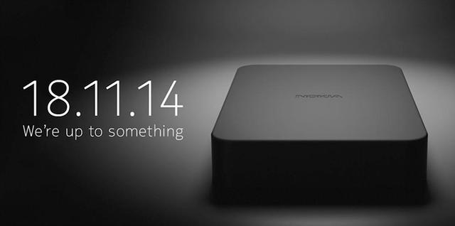 Chiếc hộp đen bí ẩn được Nokia đăng tải trên trang Twitter của hãng