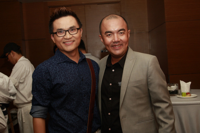 DV Đại Nghĩa sẽ làm MC của Gương mặt thân quen nhí2014 và DV Quốc Thuận là đạo diễn của chương trình