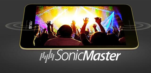 SonicMaster mang lại âm thanh chân thực đến trực tiếp tai người dùng
