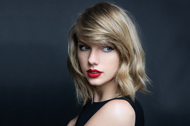 Ca sĩ Taylor Swift