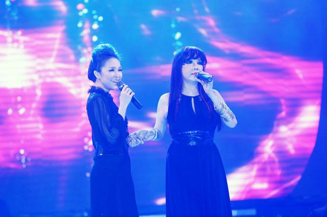 Hiền Thục là một trong hai khách mời trong Liveshow của Bảo Yến. Cô song ca cùng Bảo Yến ca khúc Nửa hồn thương đau