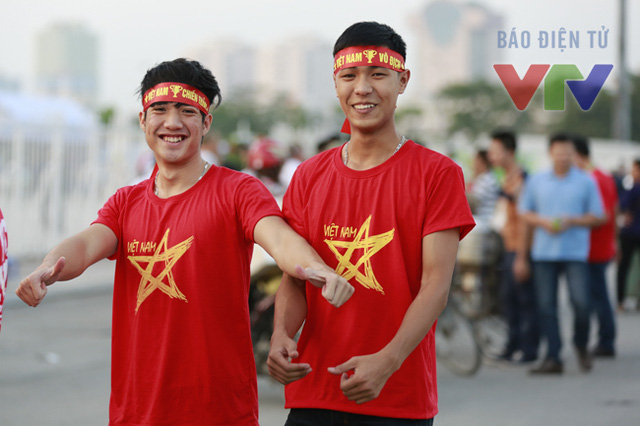 Việt Nam chiến thắng!