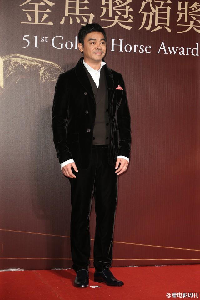 Nam diễn viên Hong Kong Lưu Thanh Vân