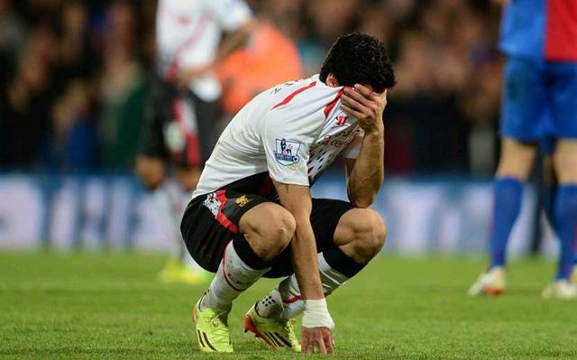 Gerrard và các đồng đội đánh rơi chức vô địch theo cách đầy bất ngờ.