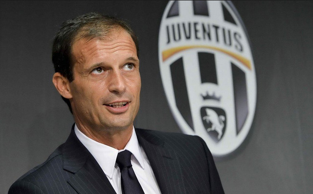 HLv Allegri đang làm rất tốt công việc tại Juventus