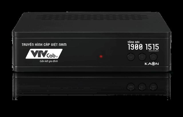 VTVcab trang bị đầu thu HD miễn phí đến từng khách hàng tại TP HCM
