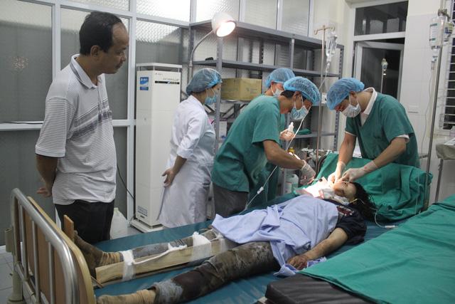 Tai nạn giao thông là nỗi ám ảnh tại Việt Nam.