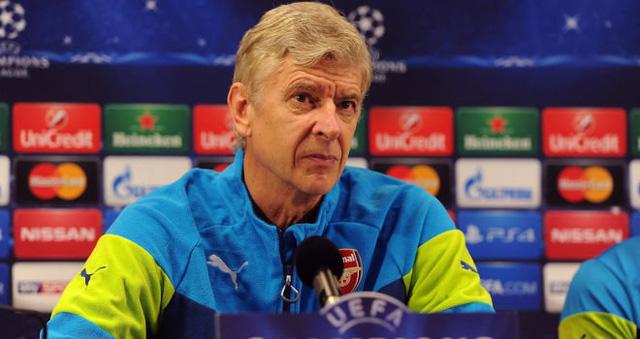 HLV Arsene Wenger cần sớm đưa Arsenal về quỹ đạo chiến thắng