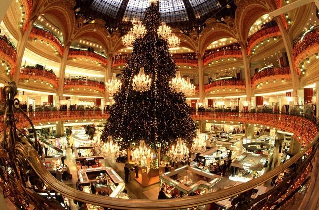 Galeries Lafayette, Paris (2005). (Nguồn: Getty Images)