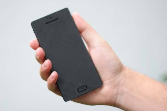 Mặt trước của chiếc NoPhone