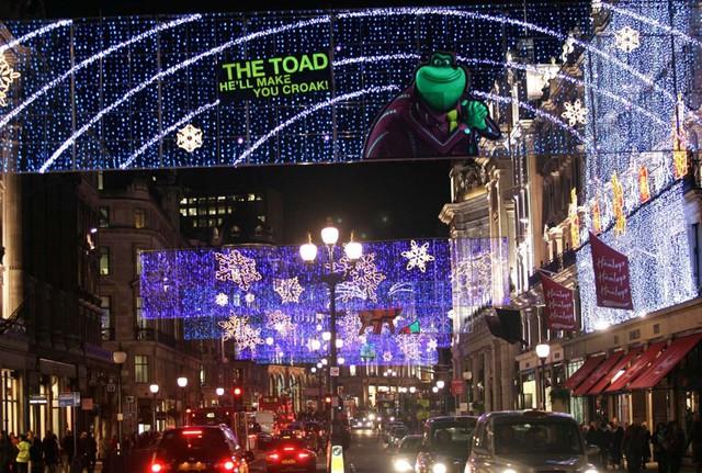 Phố Regent, London (2006). (Nguồn: Bloomberg)