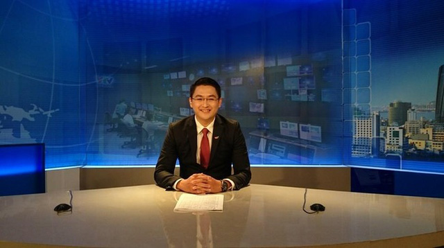 BTV Trần Long - làn gió mới của bản tin Thời sự trên VTV