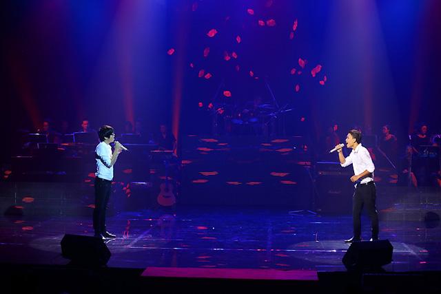 Bùi Anh Tuấn và Dương Trường Giang một lần nữa xuất hiện trên sân khấu Bài hát Việt.