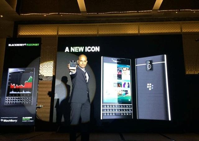 Ben Quirin cho biết sự kiện là dấu mốc quan trọng của BlackBerry tại Việt Nam