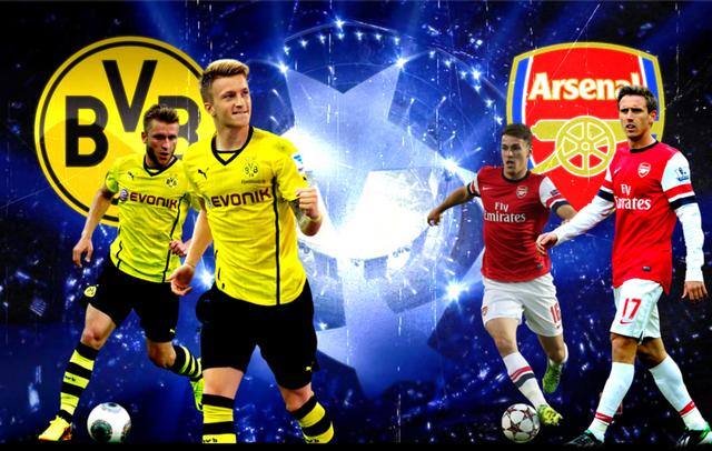 Borussia Dortmund – Arsenal, cuộc đối đầu đầy duyên nợ