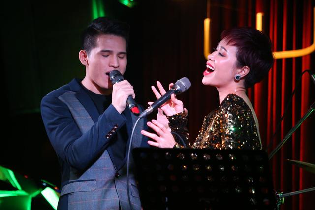 Chiếc lá mùa đông là single mới hợp tác của cặp đôi Idol