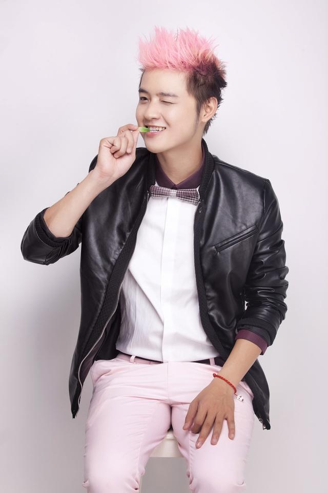 Nam ca sĩ Thanh Duy