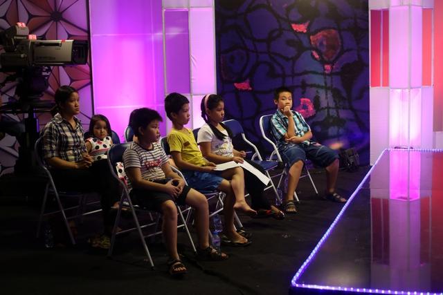 Các khách mời của chương trình