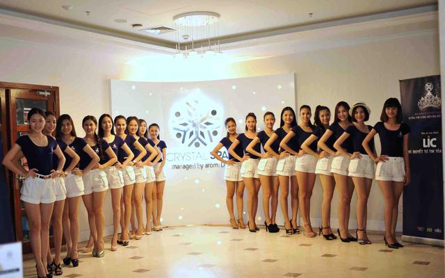 18 người đẹp của Hoa khôi áo dài Việt Nam
