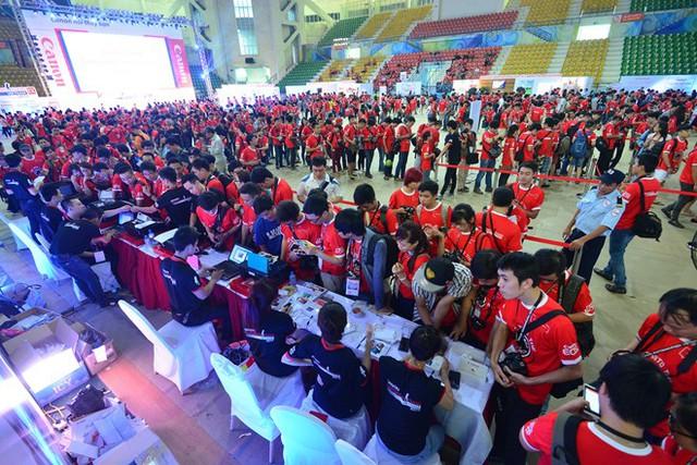 Canon PhotoMarathon 2014 đã có hơn 3000 người tham dự