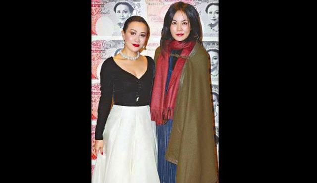 Lưu Gia Linh và Vương Phi đã chơi với nhau mấy chục năm