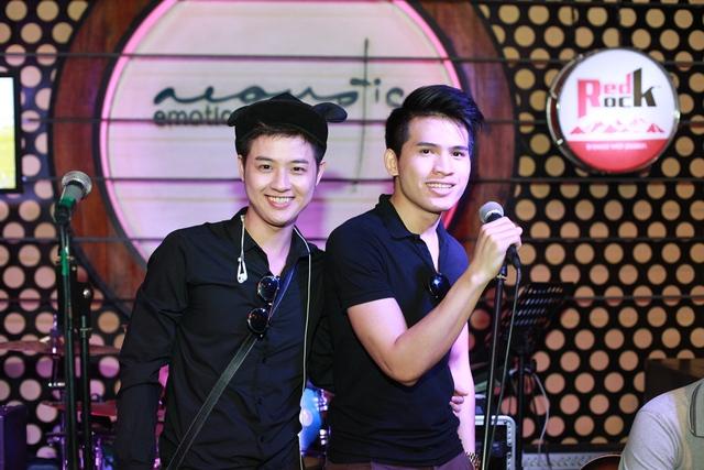 Quốc Thiên và Thanh Duy sẽ cùng song ca một ca khúc