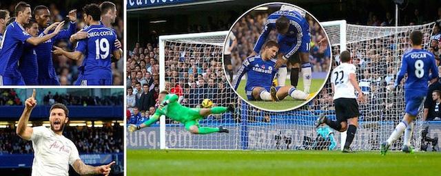 QPR đã thi đấu kiên cường song Chelsea vẫn là những người xuất sắc hơn.