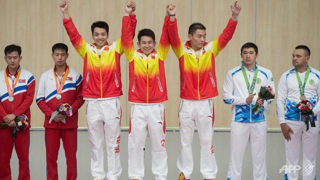 Thành tích của các VĐV Trung Quốc đến từ chất lượng của quá trình tuyển chọn và đào tạo tài năng thể thao.