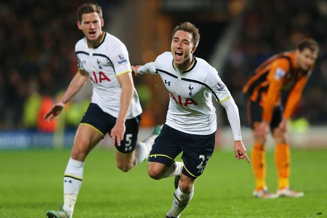 Tottenham Hotspur đang có phong độ cao với 3 trận thắng liên tiếp