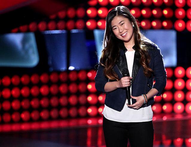 Clara Hong, 22 tuổi thể hiện ca khúc Chuck E's In Love