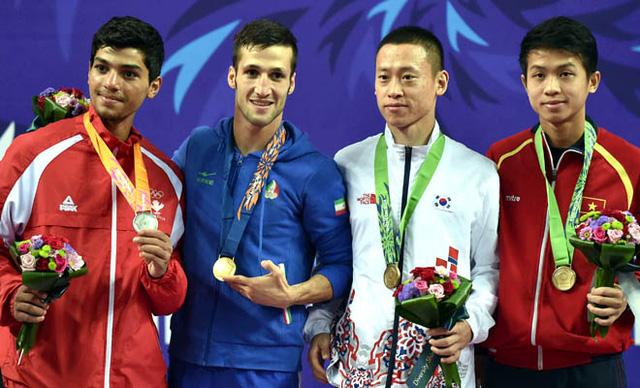 Việc liên tục lỗi hẹn với tấm HCV trong những ngày thi đấu cuối đã khiến thể thao Việt Nam không thể hoàn thành chỉ tiêu huy chương đề ra. (Ảnh: Hữu Quý/ Thể thao văn hóa).