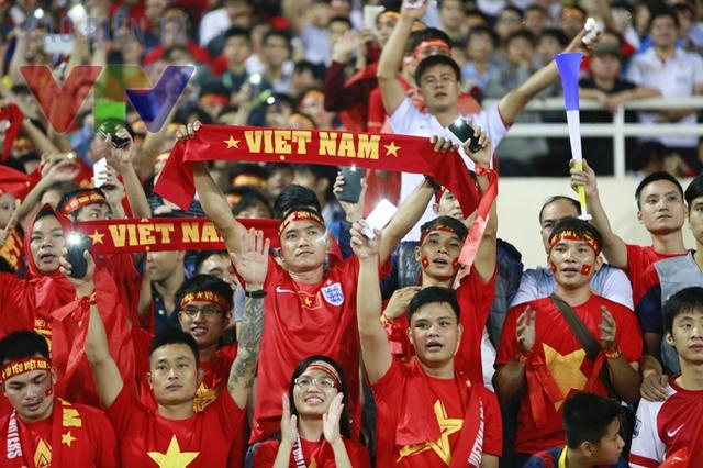 Cho tới lúc này, nhiều người đã tin về một chiến thắng và ngôi đầu bảng A dành cho ĐT Việt Nam.