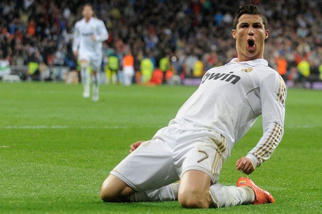 Ronaldo đã thi đến ghi đến 20 bàn