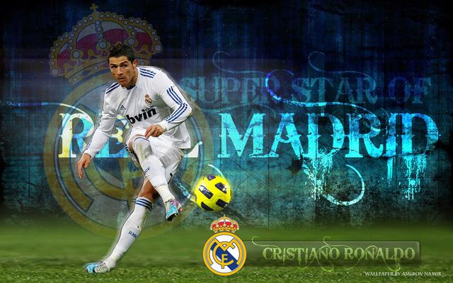 Siêu nhân Cris Ronaldo