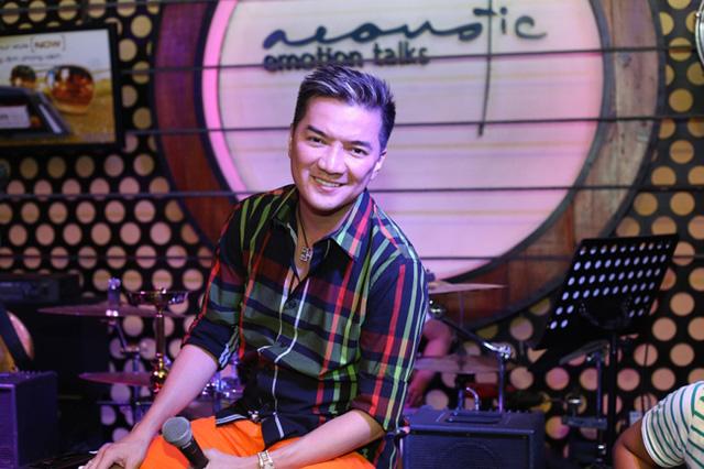 Ca sĩ Đàm Vĩnh Hưng là một trong 3 khách mời của liveshow Dấu ấn Ngọc Sơn.