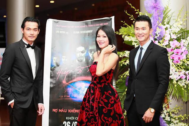 Quách Ngọc Ngoan, Đinh Y Nhung và Quốc Cường hội ngộ trong đêm nhạc