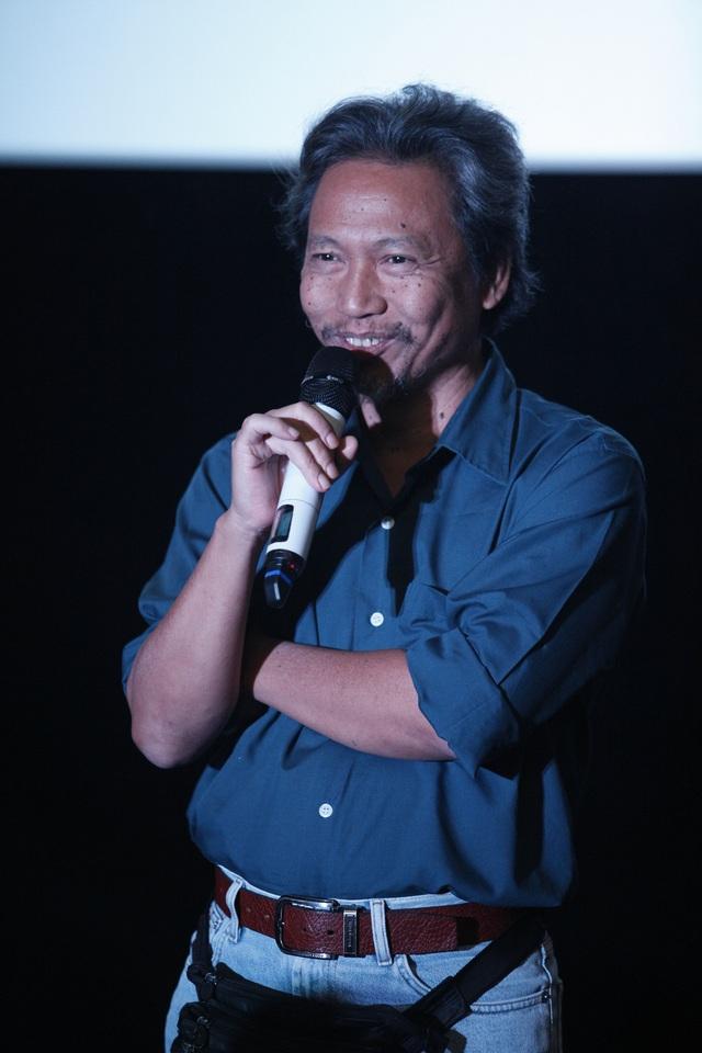 Đạo diễn Nguyễn Minh Chung chia sẻ về quá trình làm phim Đam mê nghiệt ngã