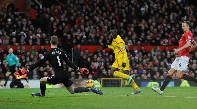 De Gea đã cản phá đến 8 pha dứt điểm từ các chân sút Liverpool