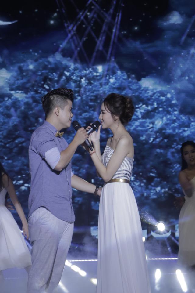 Đinh Mạnh Ninh song ca cùng Thảo My tại Ấn tượng VTV