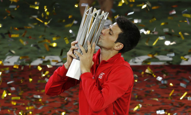 Novak Djokovic đang là đương kim vô địch Thượng Hải Master