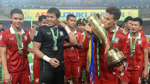 Thái Lan có đến 5 cầu thủ góp mặt trong đội hình tiêu biểu AFF Cup 2014 của ESPN